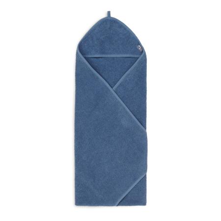 Slika za Jollein® Ručnik s kapuljačom Jeans Blue 75x75