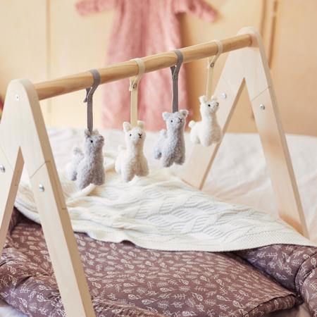 Slika za Jollein® Drvena igraonica Babygym