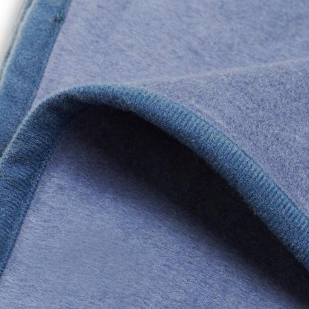 Slika za Jollein® Pamučna dekica Jeans Blue 75x100