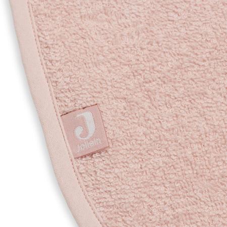 Slika za Jollein® Komplet 3 pamučna podbradnjaka Pale Pink/Nougat/Caramel