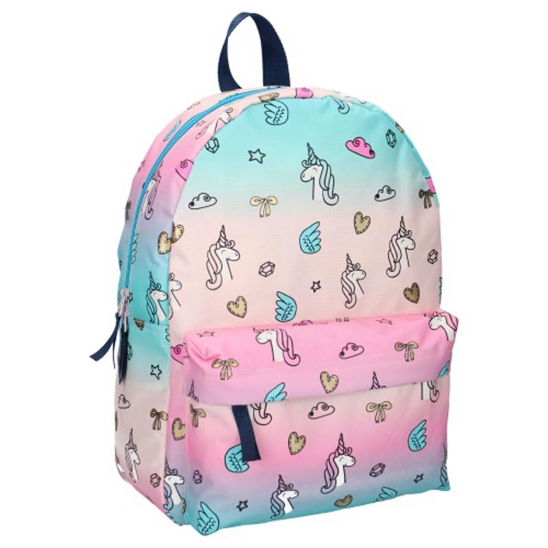 Slika za Kidzroom® Dječji ruksak Milky Kiss Spread Your Wings (M)
