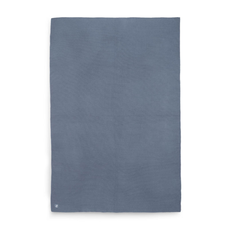 Jollein® Pletena dekica Jeans Blue 150x100