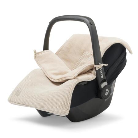 Jollein® Zimska vreča Basic Knit Nougat
