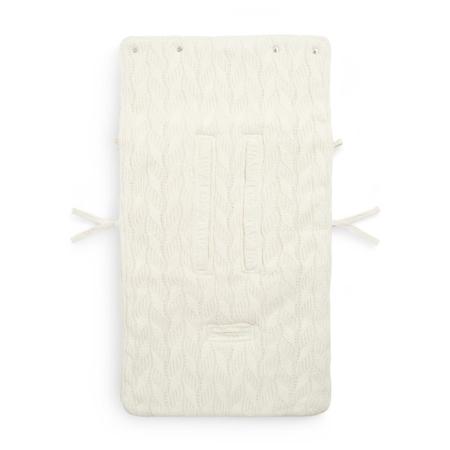 Slika za Jollein® Zimska vreča Basic Knit Ivory