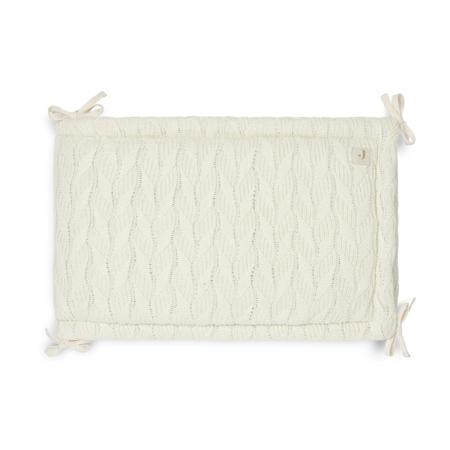 Jollein® Porub za krevetić Spring Knit 180x35 Ivory
