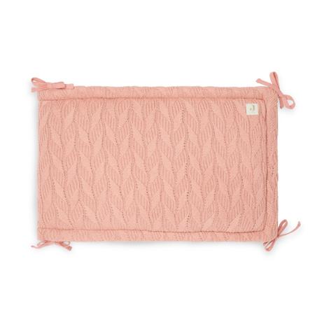 Jollein® Porub za krevetić Spring Knit 180x35 Rosewood