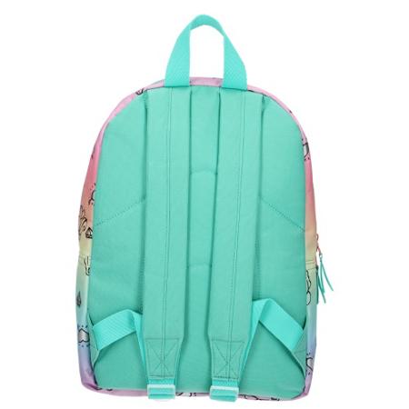 Slika za Kidzroom® Dječji ruksak Milky Kiss Rainbows and Unicorns (S)