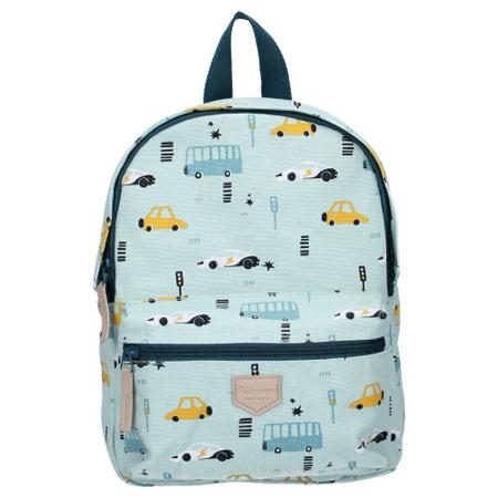 Kidzroom® Manji okrugli ruksak Mini Blue