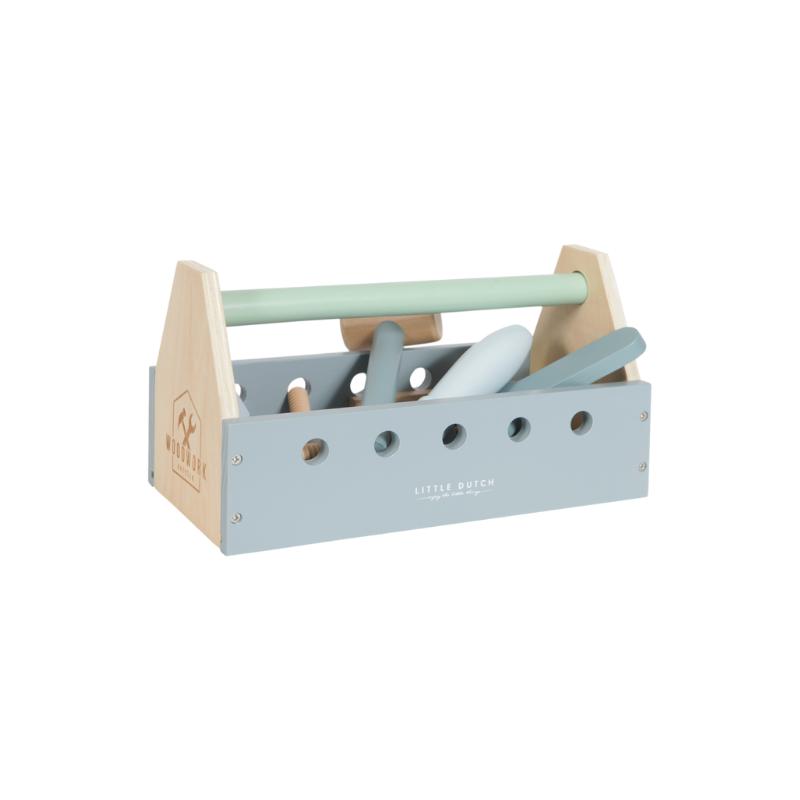 Slika za  Little Dutch® Drvena kutija s alatom