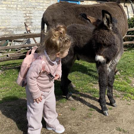 Slika za Childhome® Dječji ruksak My First Bag Pink