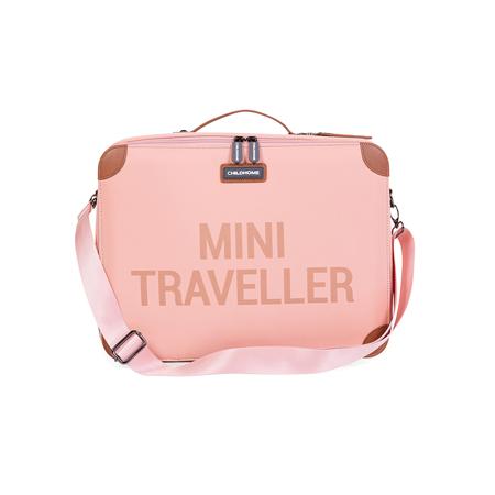 Childhome® Putni MINI kofer Traveller Pink Copper