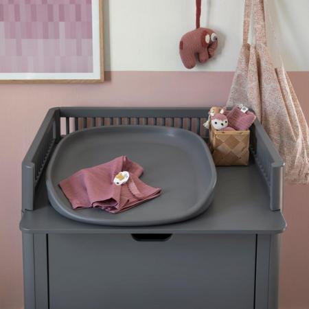 Slika za Sebra® Komplet 3 tetra pelene Blossom Pink 75x75