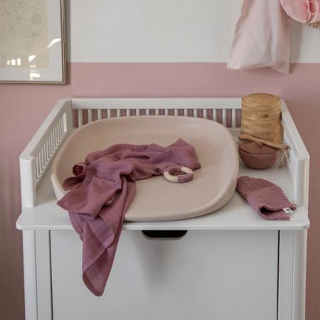 Slika za Sebra® Komplet 3 krpice za umivanje Blossom Pink 20x20