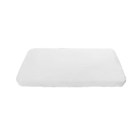Slika za Sebra® Dječja jogi plahta za krevetić Junior & Grow White 160 x 90 cm