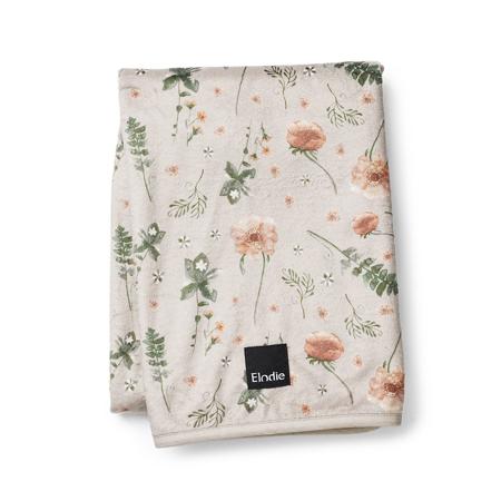Slika za Elodie Details®  Baršunasta dekica Meadow Blossom 75x100