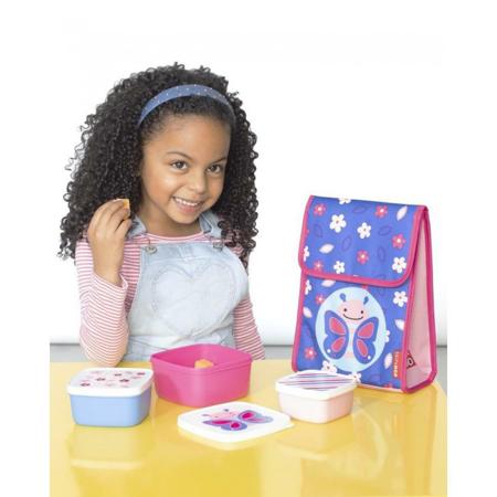 Slika za  Skip Hop® Set kutijica za grickalice Leptir
