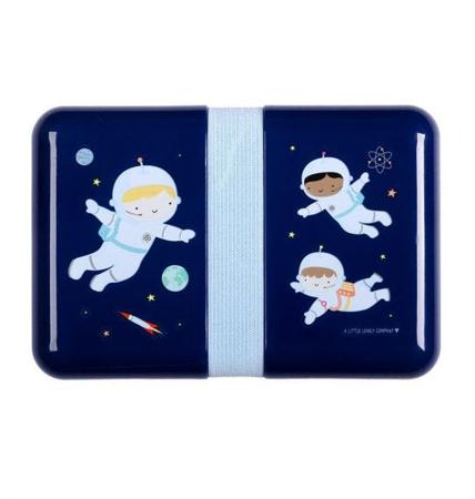 Slika za A Little Lovely Company® Kutijica za užinu Astronaut