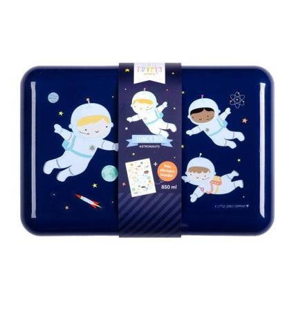 A Little Lovely Company® Kutijica za užinu Astronaut