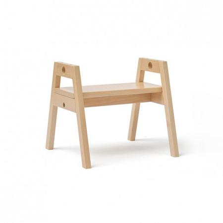 Slika za Kids Concept® Drvena dječja stolica Saga Blonde