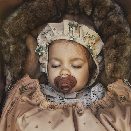 Slika za  Elodie Details® Zimska vreča Northern Star Terracotta