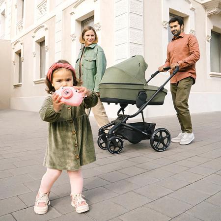 Slika za Easywalker® Otroški voziček Harvey 3 Shadow Black