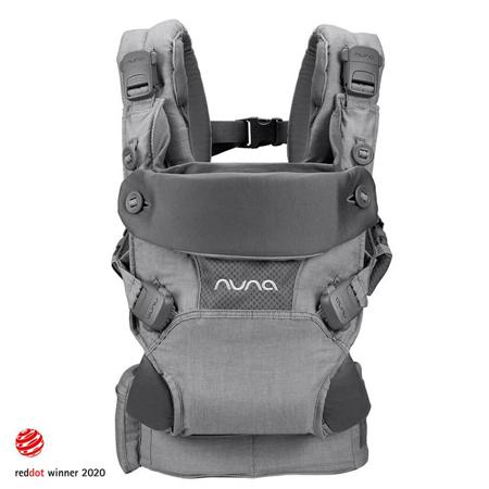 Slika za  Nuna® Ergonomska nosiljka Cudl™ Softened Front and Back Thunder
