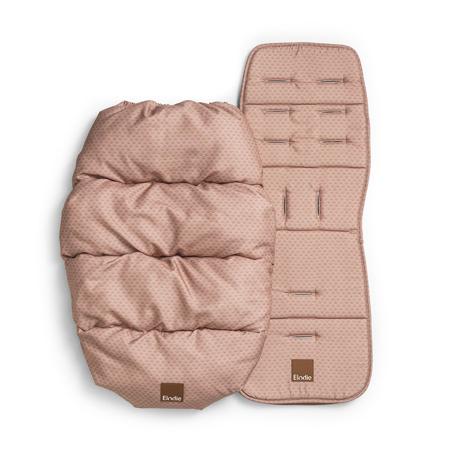 Slika za  Elodie Details®  Zimska vreća s univerzalnom podlogom Pink Nouveau