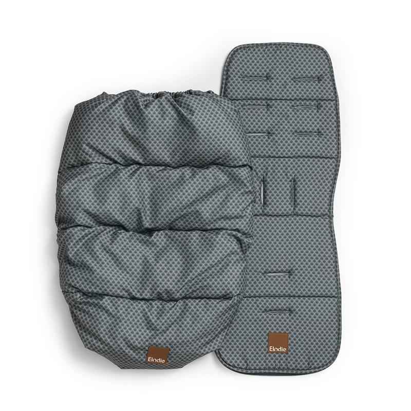 Slika za  Elodie Details® Zimska vreča s podlogom Turquoise Nouveau