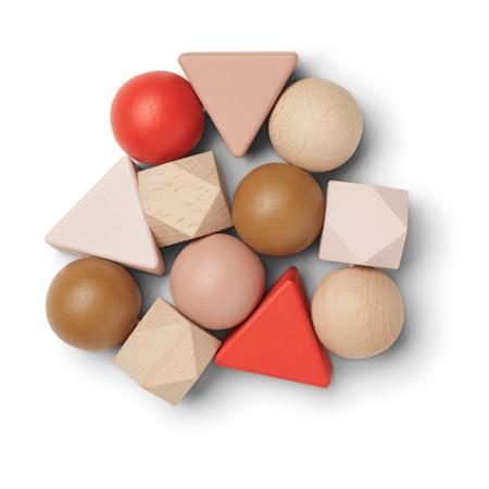 Slika za Liewood® Drvena didaktička igračka Anna Tuscany Rose Multi Mix