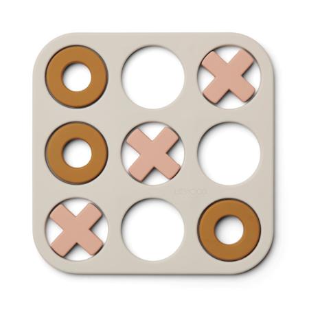 Liewood® Igra križić - kružić Kelsey Sandy Multi Mix