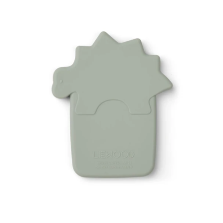 Slika za Liewood® Didaktička igračka od silikona Telefon Dino Dove Blue