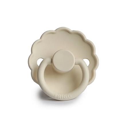 Slika za Frigg® Duda od silikona Daisy Cream (6-18m)