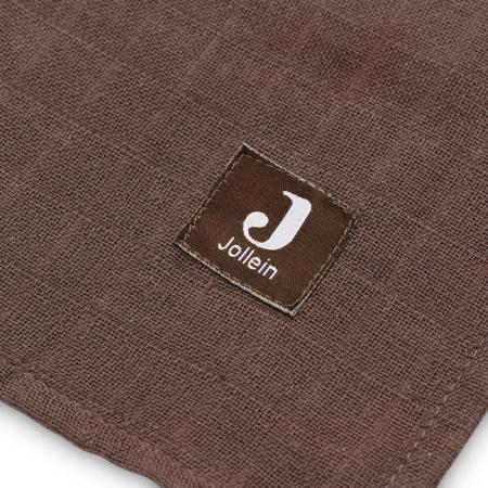 Slika za Jollein® Višenamjenske krpice Meadow Chestnut 70x70