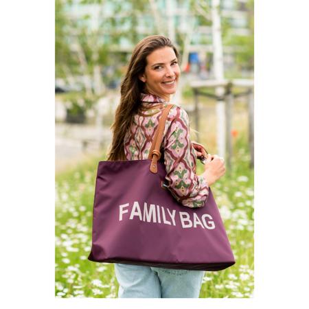 Slika za Childhome® Torba Family Bag Aubergine