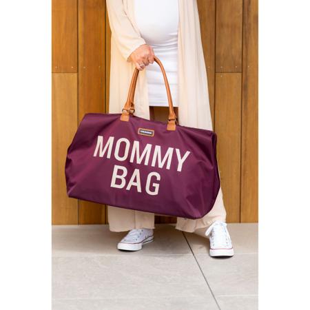 Slika za Childhome® Torba za previjanje MommyBag Aubergine