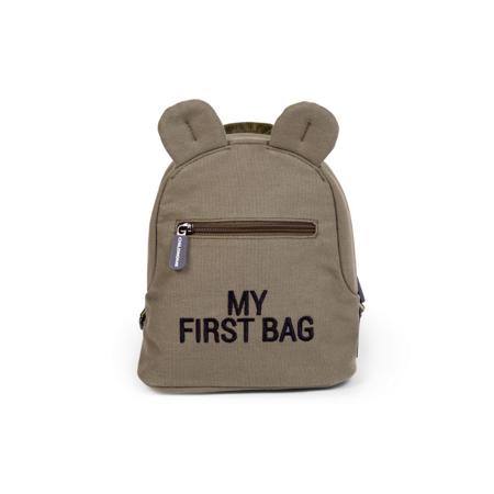 Slika za Childhome® Dječji ruksak My First Bag  Kaki