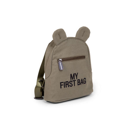 Childhome® Dječji ruksak My First Bag  Kaki