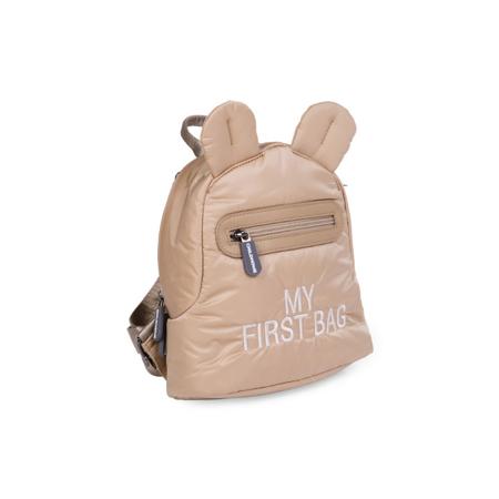 Childhome® Dječji ruksak My First Bag Beige