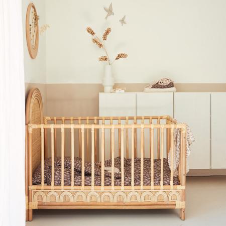 Slika za Jollein® Dječja posteljina Meadow Chestnut 140x100
