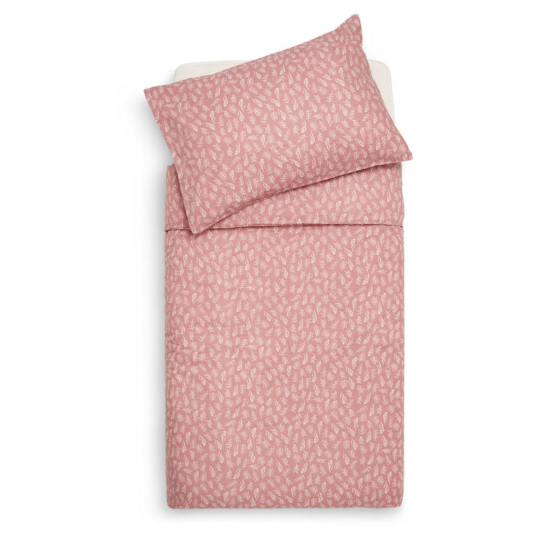Slika za Jollein® Dječja posteljina Meadow Rosewood 140x100