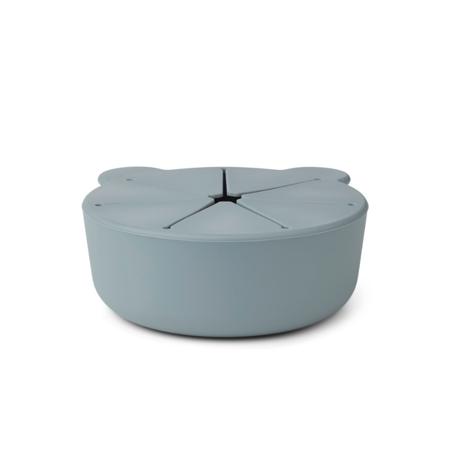 Slika za Liewood® Komplet 2 silikonske posudice za grickalice Kelly Blue fog/peppermint