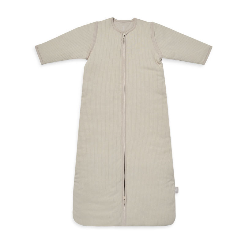 Slika za Jollein® Dječja vreća za spavanje s uklonljivim rukavima 70cm Stripe Nougat TOG 3.5