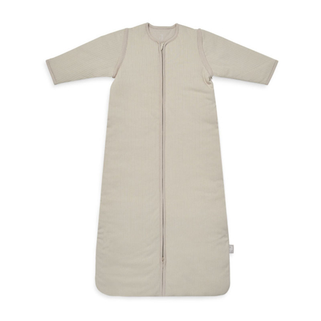 Slika za Jollein® Dječja vreća za spavanje s uklonljivim rukavima 90cm Stripe Nougat TOG 3.5