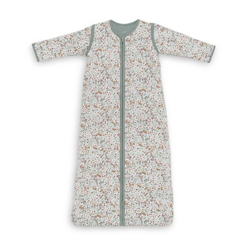 Slika za Jollein® Dječja vreća za spavanje s uklonljivim rukavima 90cm Bloom TOG 3.5