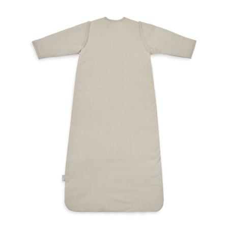 Slika za Jollein® Dječja vreća za spavanje s uklonljivim rukavima 110cm Stripe Nougat TOG 3.5
