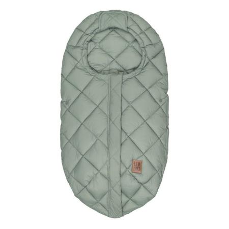 Leokid® Zimska vreća Light Compact Gray Mist