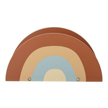 Slika za Bloomingville® Polica u obliku duge Brown