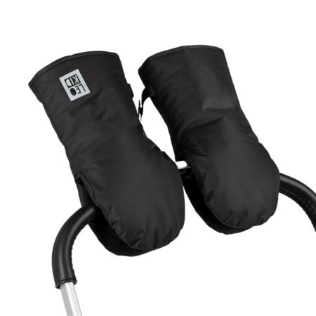 Leokid® Rukavice za kolica  Black