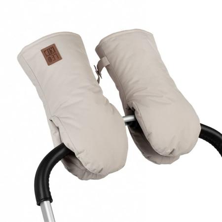 Leokid® Rukavice za kolica Raw Silk