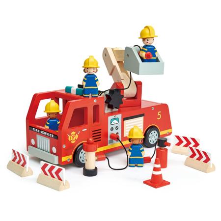 Slika za Tender Leaf Toys® Vatrogasni kamion Fire